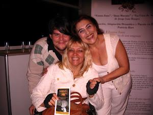 Feria Internacional del Libro 2013 Con Patricia Hart y Evaristo Santana