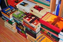 SaB (Stapel aussortierter Bücher)...