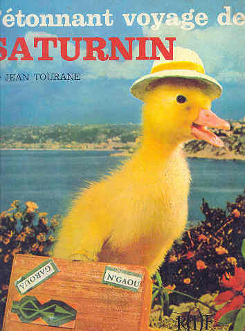 Animal movie stars saturnin le canard intr pide - Canisette pour chien ...