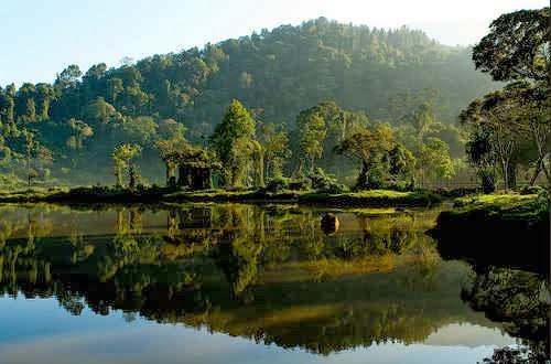Foto Terindah Situ Gunung