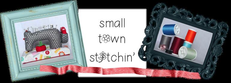 Small Town Stitchin'