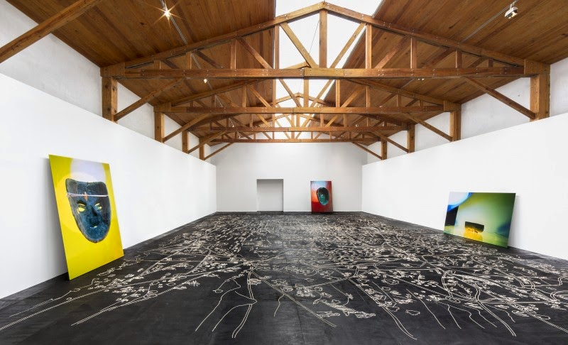 Mariana Castillo Deball at Kurimanzutto