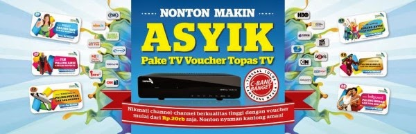 Receiver Decoder TOPAS TV
