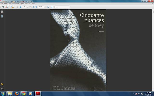 50 nuances de grey pdf t l charger 50 nuances de grey pdf for Chambre 50 nuances de grey