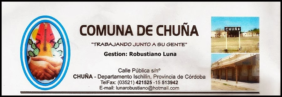 comuna de chuna
