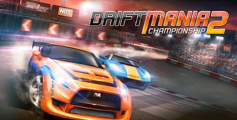 Drift Mania Championship Apk 2 v1.22 [Money Mod]