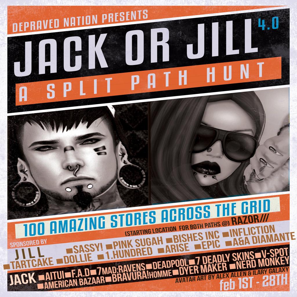 Jack or Jill Hunt 4.0