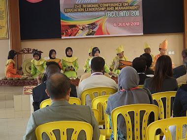 Lawatan oleh Peserta Second Regional Conference 2011.