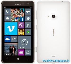 Nokia Lumia 625 Rs. 7499
