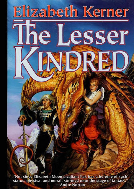 The Lesser Kindred (Tales of Kolmar: Book 2) by Elizabeth Kerner | Book Review