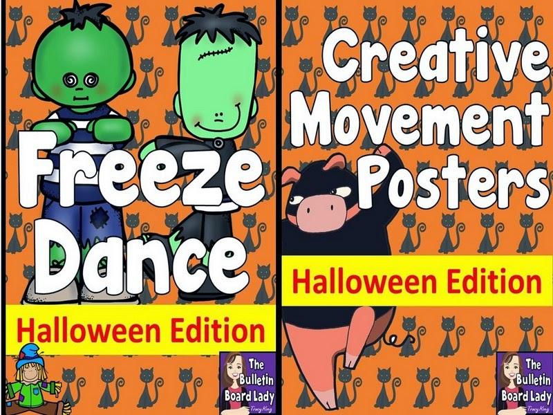 http://www.teacherspayteachers.com/Product/Halloween-Freeze-Dance-and-Creative-Movement-1526102