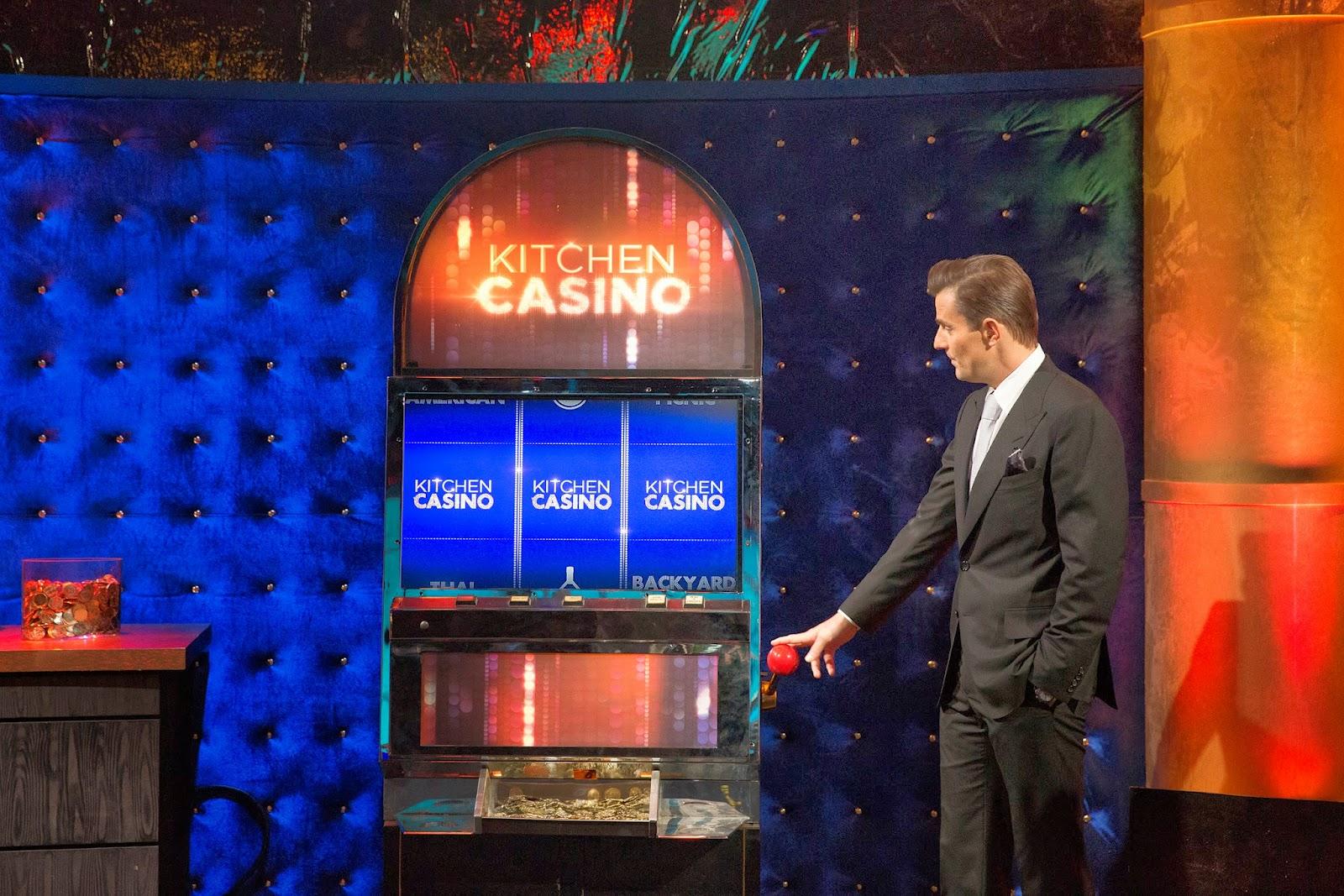 Kitchen casino contestant ariel