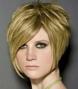 Foto Model Rambut Untuk Orang Gemuk