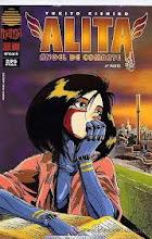 Alita, ángel de combate (1993)