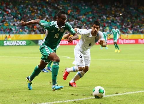 Copa Confederaciones 2013 - Nigeria vs Uruguay