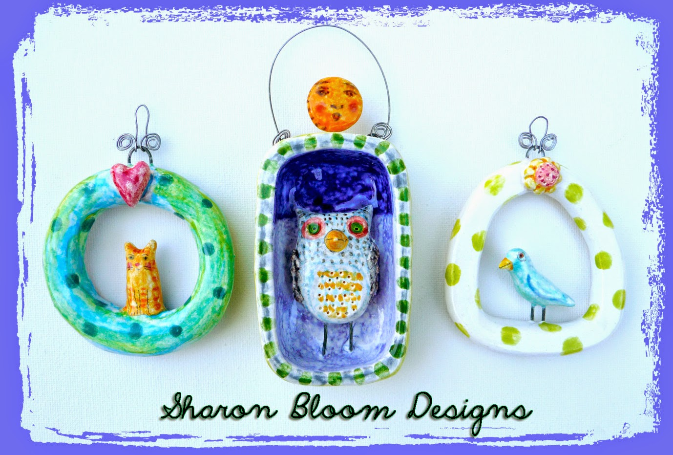 Sharon Bloom Designs Show At The Garden