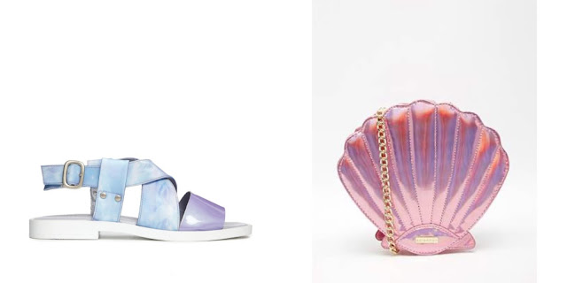 mermaid, fun, fashion, girly, cute, DIY mermaid, how to be a mermaid, little girl, fashion, inspo, asos, july wishlist, blogger, bbloger, fashion blog, follow me, #trending, on trend fashion, futuristic holographic prints, fishtail clam bra, mermaid, pirates of the carribean