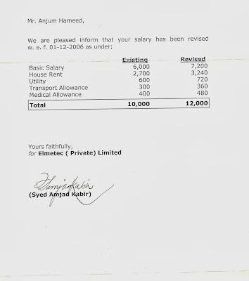 Salary Slip Sample Images | DocumentsHub.Com