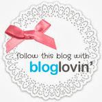 Si me quieres seguir en Bloglovin,pica en este logo y después en Follow