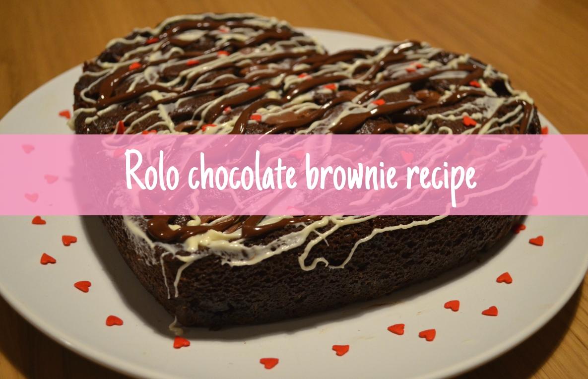 Chocolate brownie cake uk