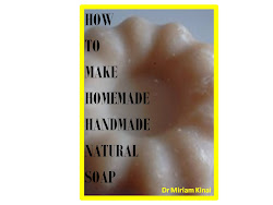 How to Make Homemade Handmade Natural Soap