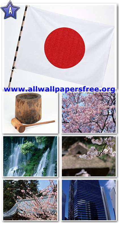 100 Beautiful Japan Views Wallpapers 1280 X 1024 [Set 2]