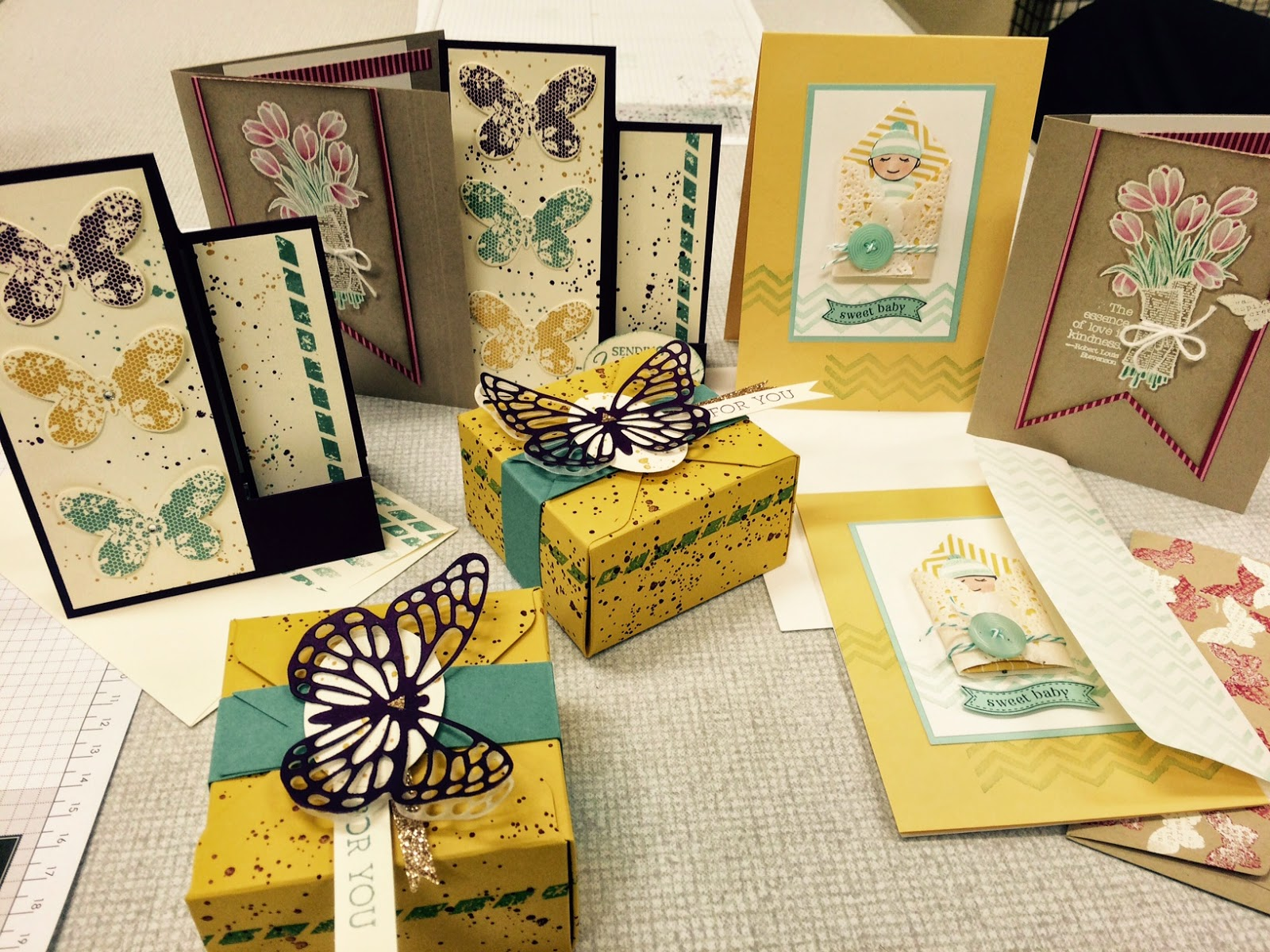 Butterfly Basics, Love is Kindness, Baby Bumblebee