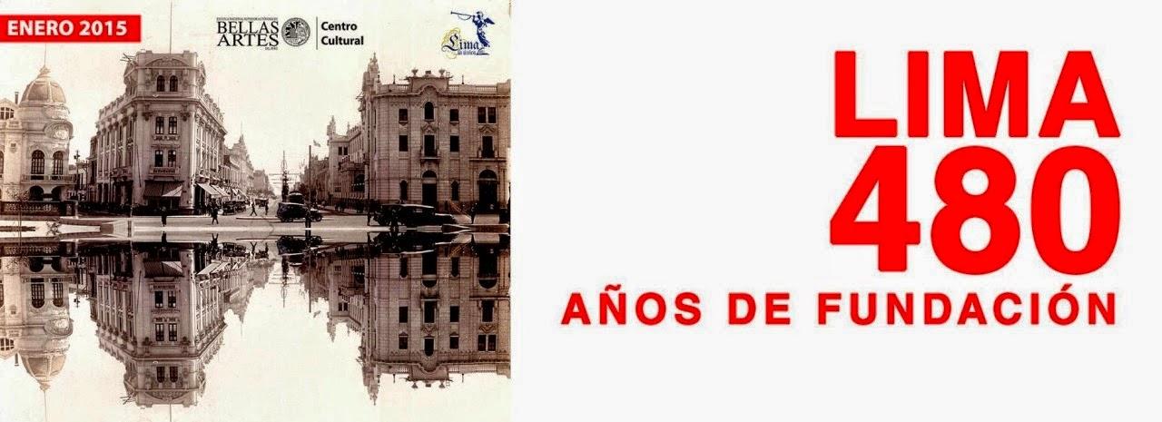1535 - Aniversario de Lima - 2015