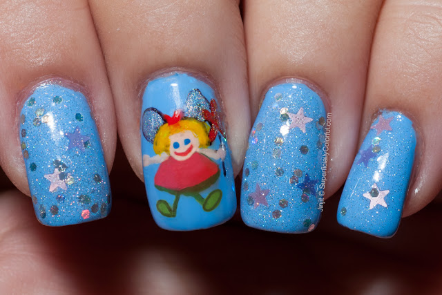 The Nail Junkie Fairy Tale Collection Fairy