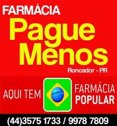 FARMÁCIA PAGUE MENOS