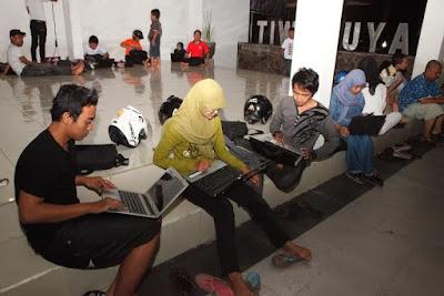 Banyuwangi digital society.