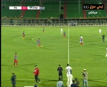 اهداف لعبة العراق و جمهورية الكونجو 2-1 - مبارة الودية  iraq vs congo