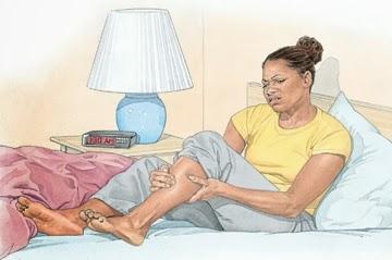 left aspect hip ache whilst sleeping