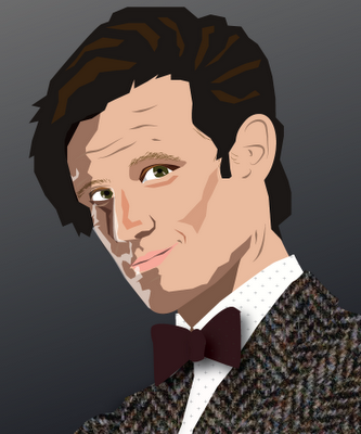 Dr. Who Portrait
