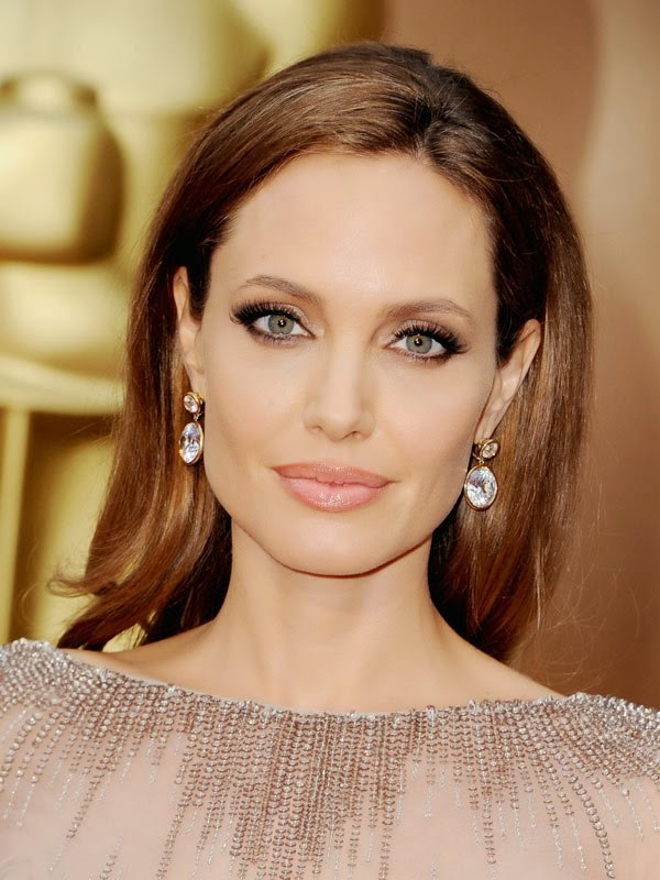 Jolie) natural tutorial angelina jolie makeup Angelina