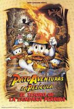Patoaventuras: La película – El tesoro de la lámpara perdida (1990)