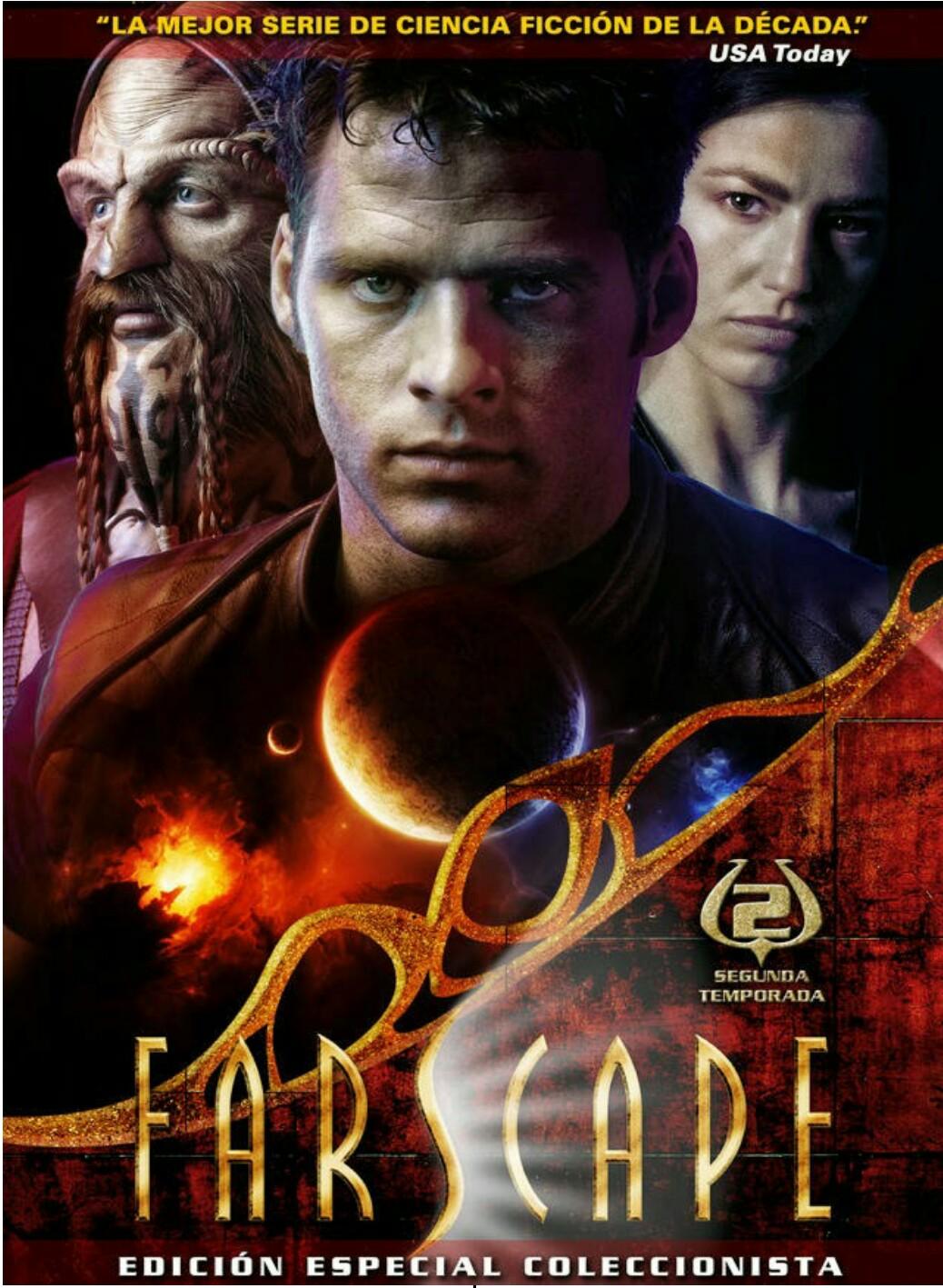 Farscape Temporada 2 DRIP+WEB – 720p  Dual Latino/Ingles