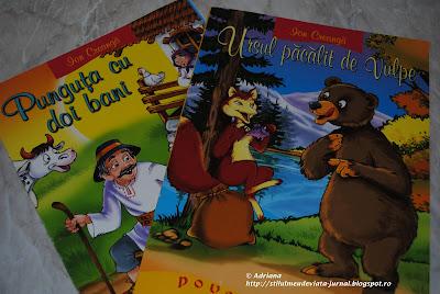 povesti ilustrate, carti pentru copii