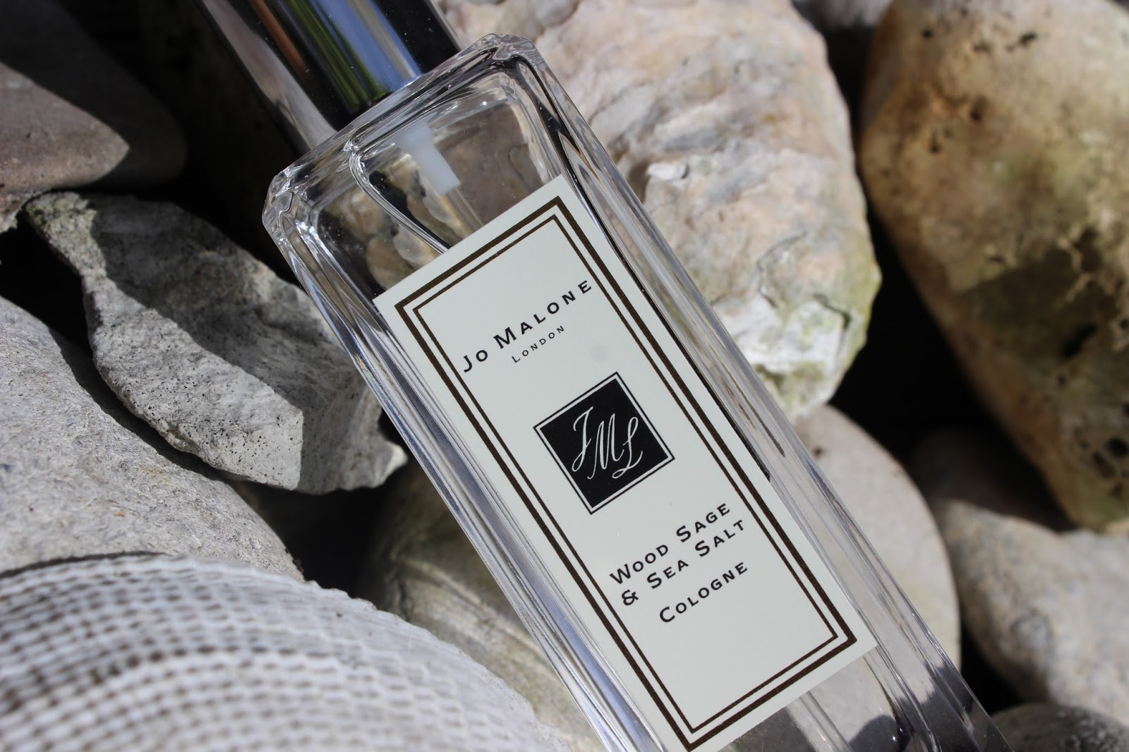 Jo Malone Wood Sage and Sea Salt perfume review