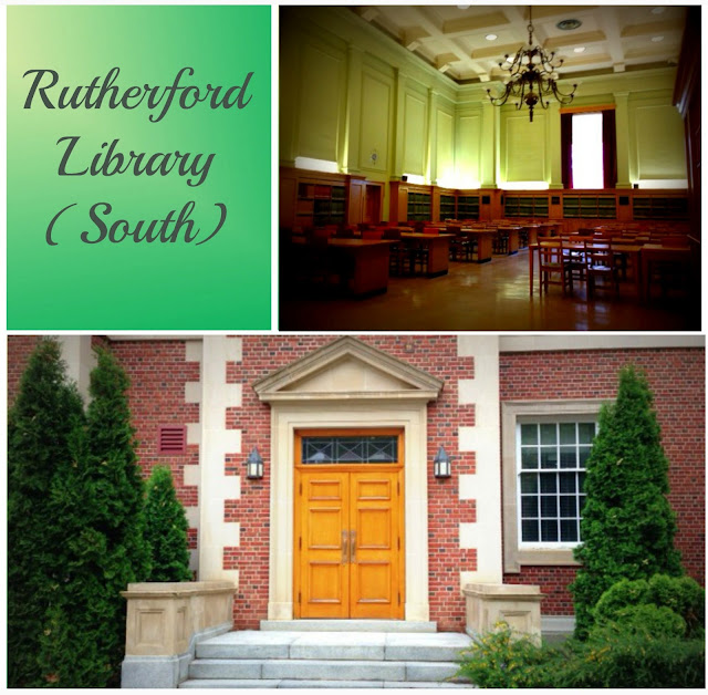 Rutherford Library Grad Photos (Harry Potter Room)