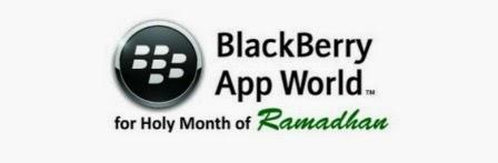 Daftar aplikasi premium yang digratiskan BlackBerry selama bulan Ramadhan