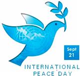 21 settembre - Giornata internazionale della Pace
