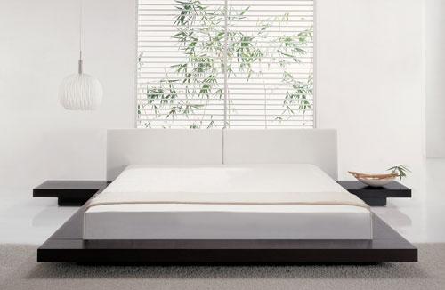 thiết kế phòng ngủ Nhật