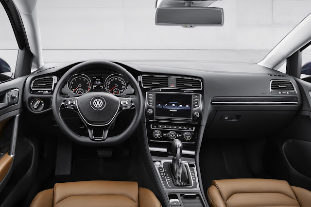 Novo Volkswagen Golf 2013 - interior