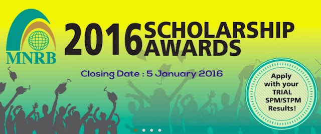 MNRB Scholarship Awards 2016