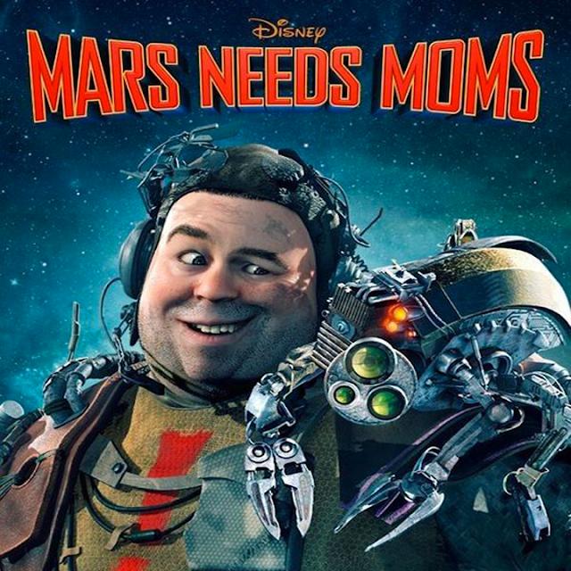 ดูการ์ตูน Mars Needs Moms  ภารกิจแอบจิ๊กตัวแม่บนดาวมฤตยู