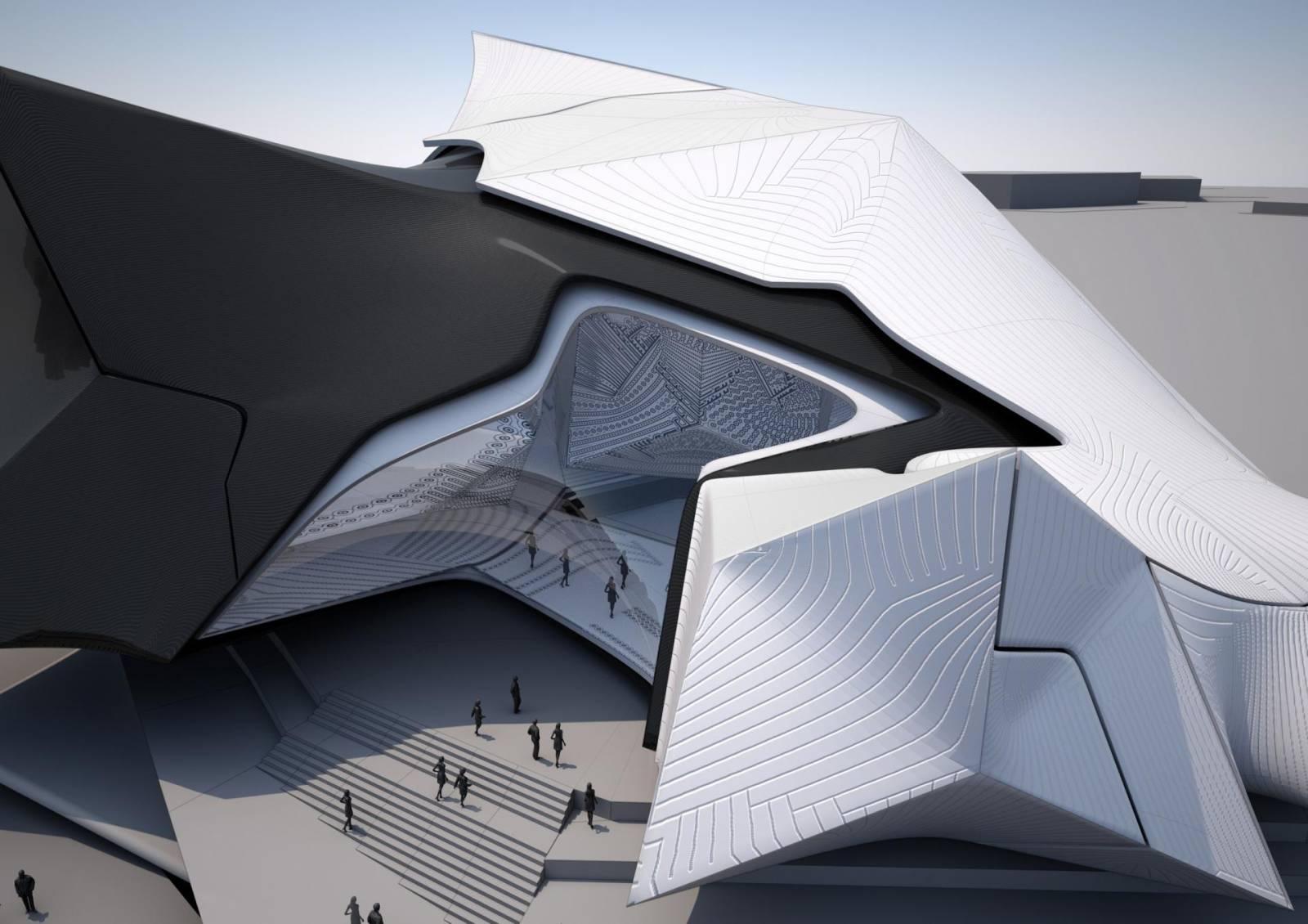 Collider Activity Center By Tom Wiscombe Design