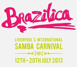 Liverpool's Brazilica festival 2013 event line up