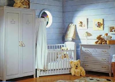C mo decorar la habitaci n del beb con bajo presupuesto - Decorar la habitacion del bebe ...