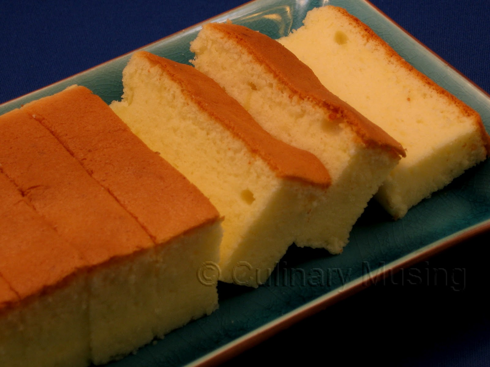 Culinary Musing of a Silicon Valley Mom: Japanese Light Cheesecake